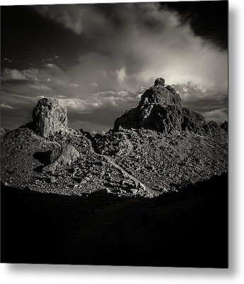 September Sundown IIi Metal Print