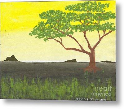 Serengeti Metal Print by David Jackson