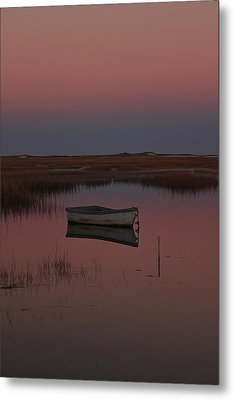 Metal Print featuring the photograph Serenity 2 by Amazing Jules