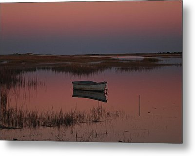 Metal Print featuring the photograph Serenity by Amazing Jules