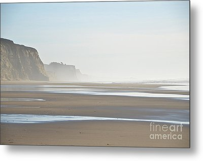 Serenity  Metal Print by Amy Fearn