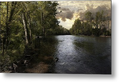 Metal Print featuring the photograph Serenity by Lynn Geoffroy