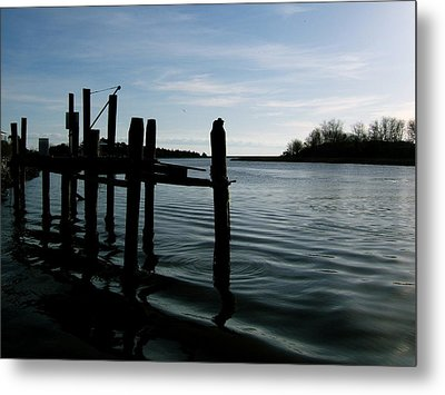Metal Print featuring the photograph Serenity by Paul Foutz