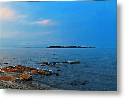 Serenity Metal Print by Rhonda Humphreys