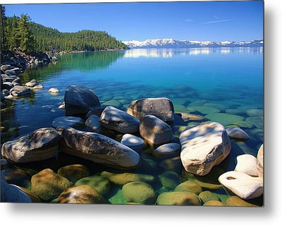 Metal Print featuring the photograph Serenity by Sean Sarsfield