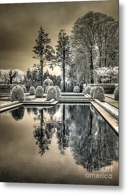 Metal Print featuring the photograph Serenity by Steve Zimic