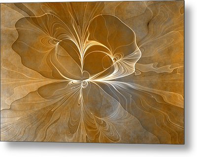 Series Patina Style 3 Metal Print