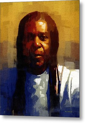 Seriously Now... Metal Print by RC deWinter