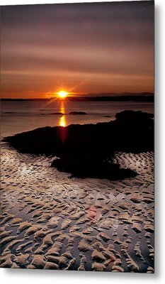 Seton Sunrise Metal Print