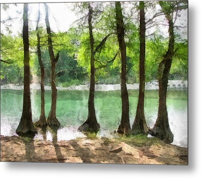 Seven Sisters Metal Print by Wendy J St Christopher