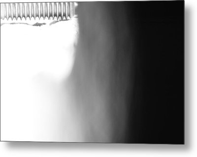 Metal Print featuring the photograph Seven Sixteenth Of An Inch by Steven Macanka