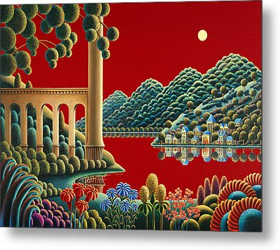 Seventh Sojourn Metal Print by Andy Russell