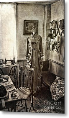 Sewing Room 2 Metal Print