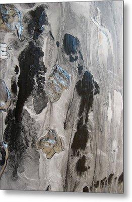Shades Of Grey 33 Metal Print