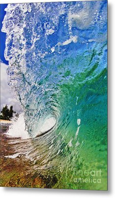 Shades Of Lani Metal Print