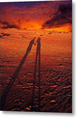 Shadow  Metal Print by Gray  Artus