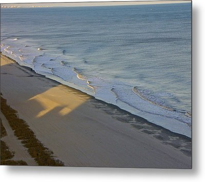 Metal Print featuring the photograph Shadows Change ... Just As We Do by Rhonda McDougall