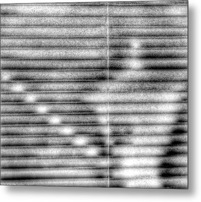 Metal Print featuring the photograph Shadows... Day-by-day... by Steven Huszar