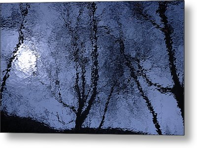 Shadows Of Reality  Metal Print by Steven Milner