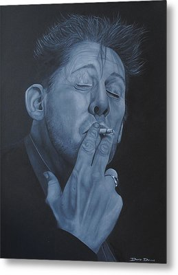 Shane Macgowan Metal Print by David Dunne