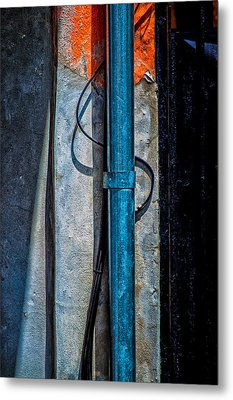 Shapes And Colors Metal Print