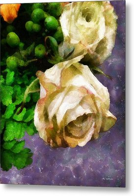 Shedding Stardust Metal Print by RC deWinter