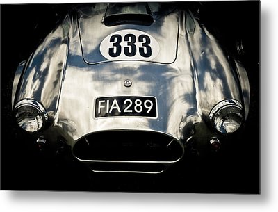 Shelby Cobra Metal Print by Phil 'motography' Clark