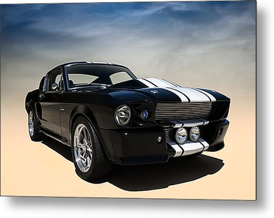 Shelby Super Snake Metal Print by Douglas Pittman