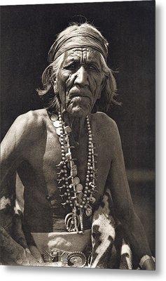 Shepherd Of The Hills, Navajo Metal Print