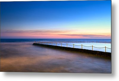 Shimmer In The Dawn Metal Print
