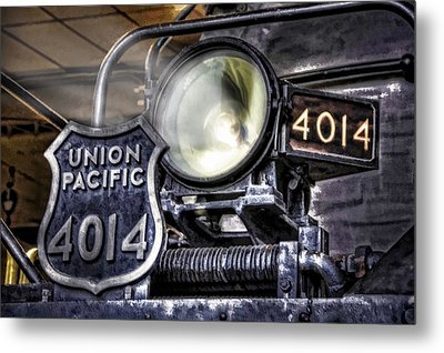 Metal Print featuring the photograph Shine Bright by Ken Smith