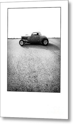 Shine - Metal And Speed Metal Print by Holly Martin