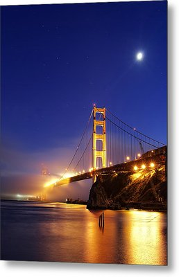 Shine On... Metal Print by Sean Foster