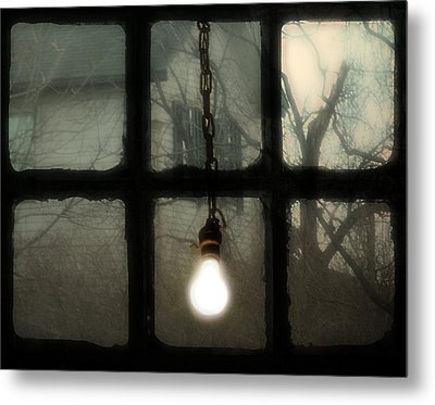 Shinning Metal Print by Gothicrow Images