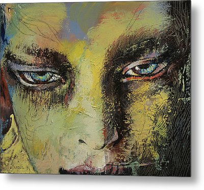 Shiva Metal Print by Michael Creese