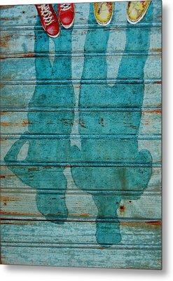 Shoegazers Metal Print by Danny Phillips