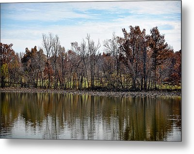 Metal Print featuring the photograph Shoreline 2 by Greg Jackson