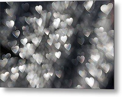 Showered In Love Metal Print
