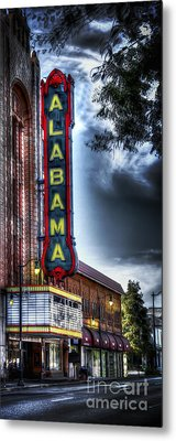 Showplace Of The South Metal Print