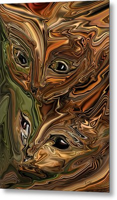 Sibling  Metal Print by Rabi Khan