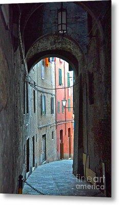 Siena Italy Metal Print