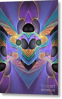 Sign Of The Angel Metal Print