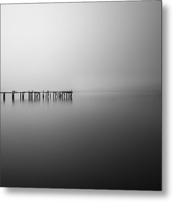 Metal Print featuring the photograph Silence by Frodi Brinks