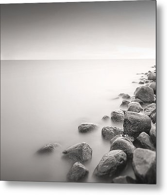 Metal Print featuring the photograph Silence II by Frodi Brinks