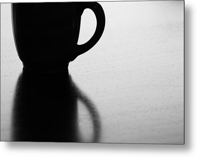 Metal Print featuring the photograph Silhouette by Lisa Parrish