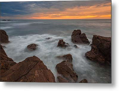 Silverlight-cambria Metal Print