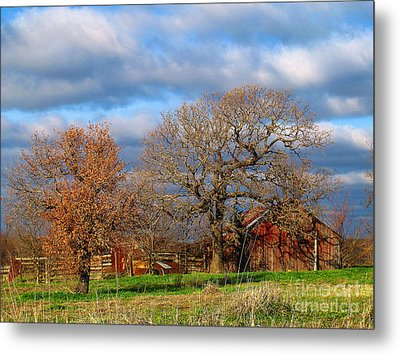 Simple Hideaway  Metal Print