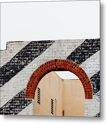 Simplicity Metal Print by Art Block Collections