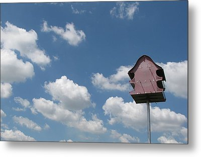 Metal Print featuring the photograph Simplicity by Beth Vincent