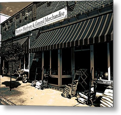 Since1900 Metal Print by Steve Godleski